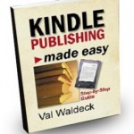 Author sold 34,000 Kindle eBooks in 10 months.