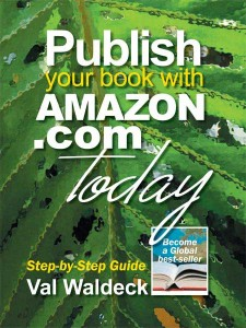 Publish Your Book With Amazon.com Today
