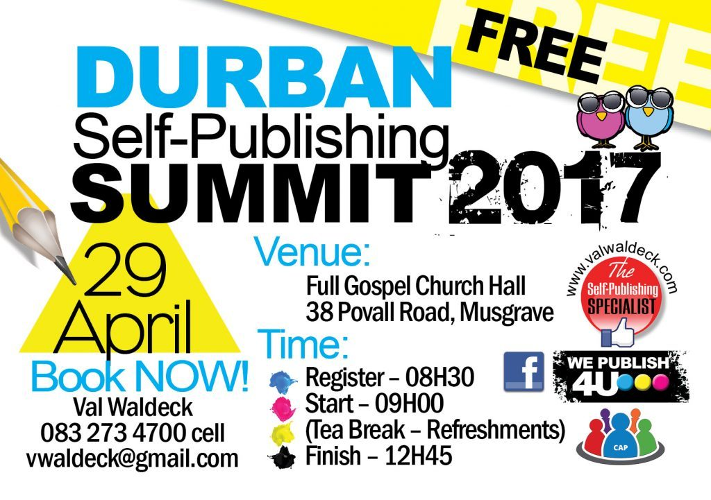 Durban Publishing Summit