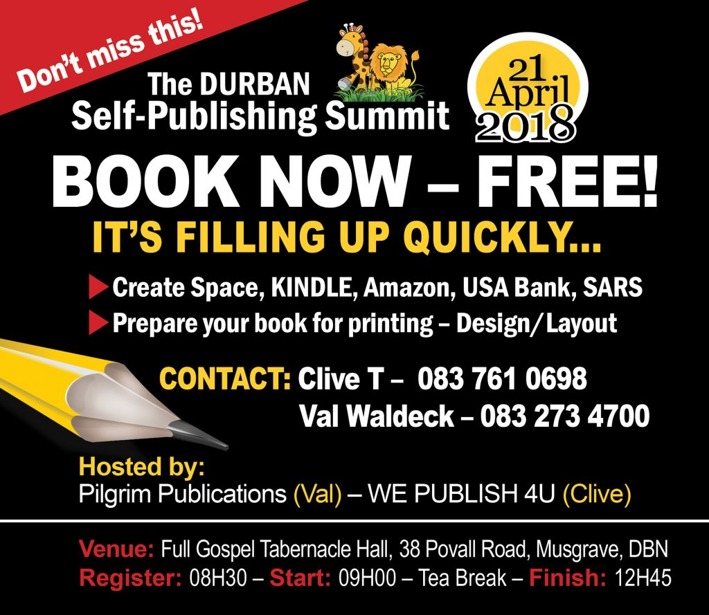 Self-Publishing Summit | Val Waldeck.com