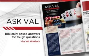 Ask Val | ValWaldeck.com