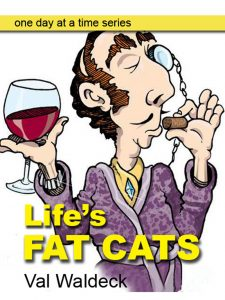 Devotional: Life's Fat Cats