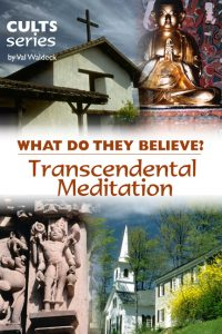 What do the Transcendental Meditation groups believe?