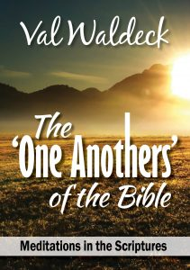 The One Anothers of the Bible
