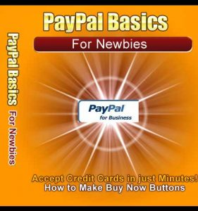 PayPal Basics for Newbies Image
