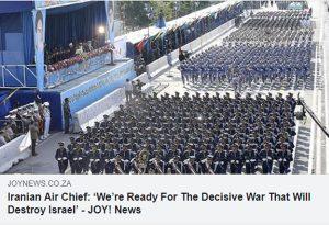 Iran-Israel War