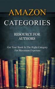 Amazon Categories – Resource for Authors Image