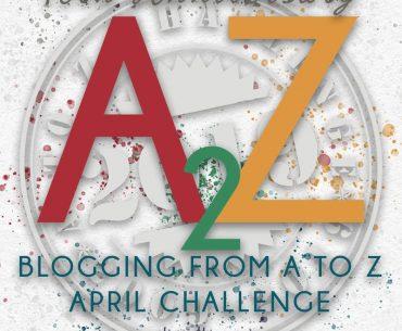 #AtoZChallenge