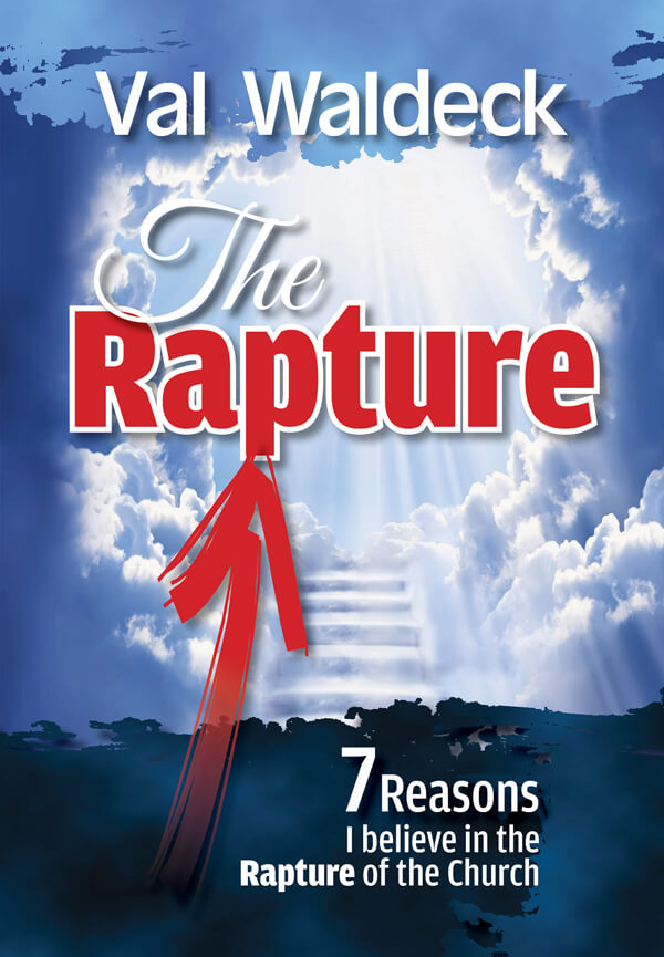 Seven Reasons I Believe in the Rapture of the Church Image
