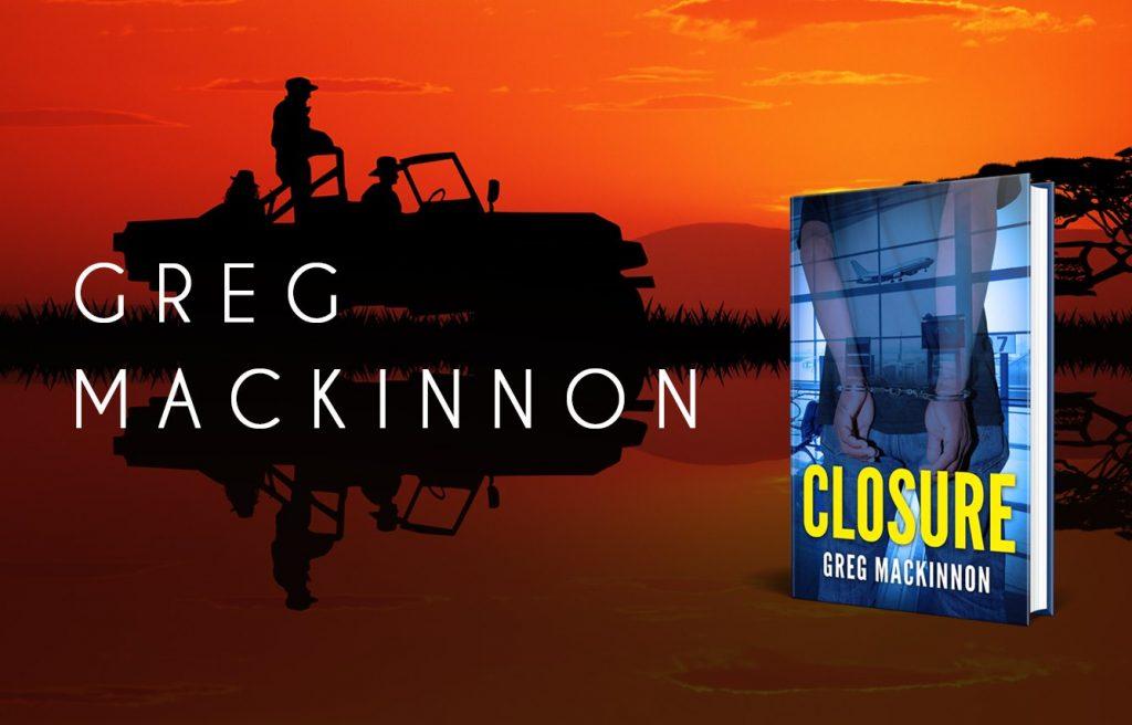 Greg Mackinnon - book Closure