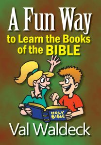 A Fun Way to Learn the Books of the Bible Image