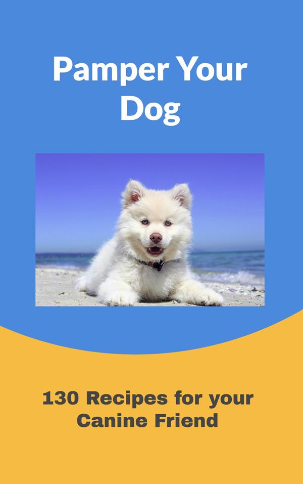 Pamper Your Dog Image