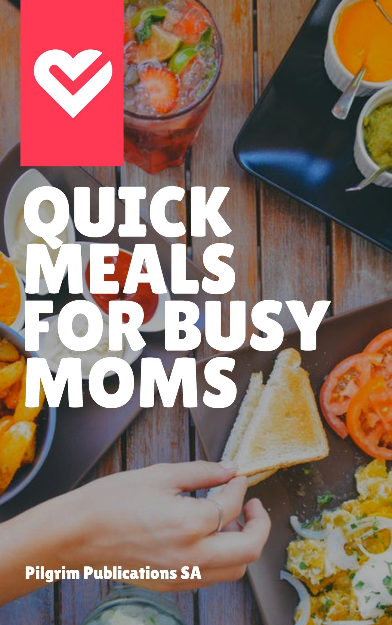 Quick Meals for Busy Moms Image