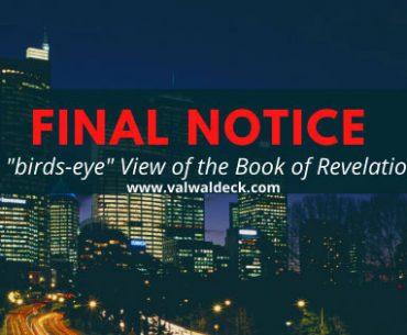 Revelation Studies #1