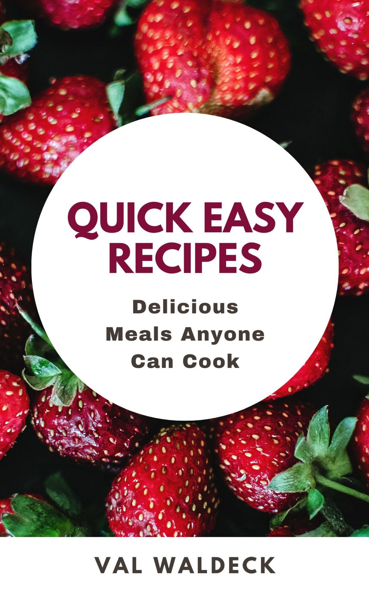 Quick Easy Recipes Image